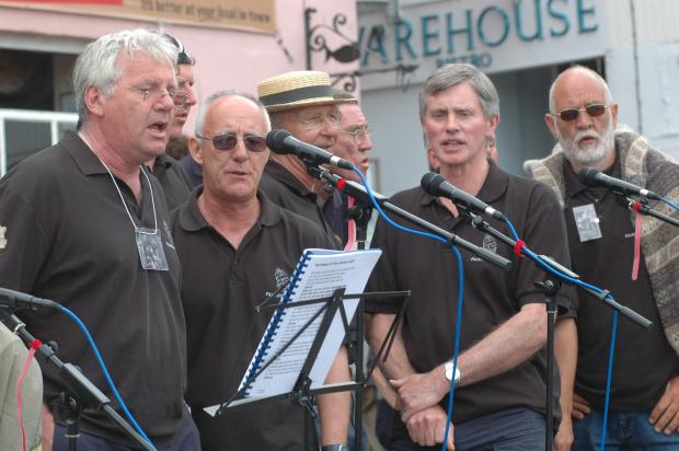 Falmouth Sea Shanty Festival set to be biggest and best yet: DETAILS