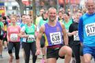 Run Falmouth half-marathon during the Spring Festival. (55166722)