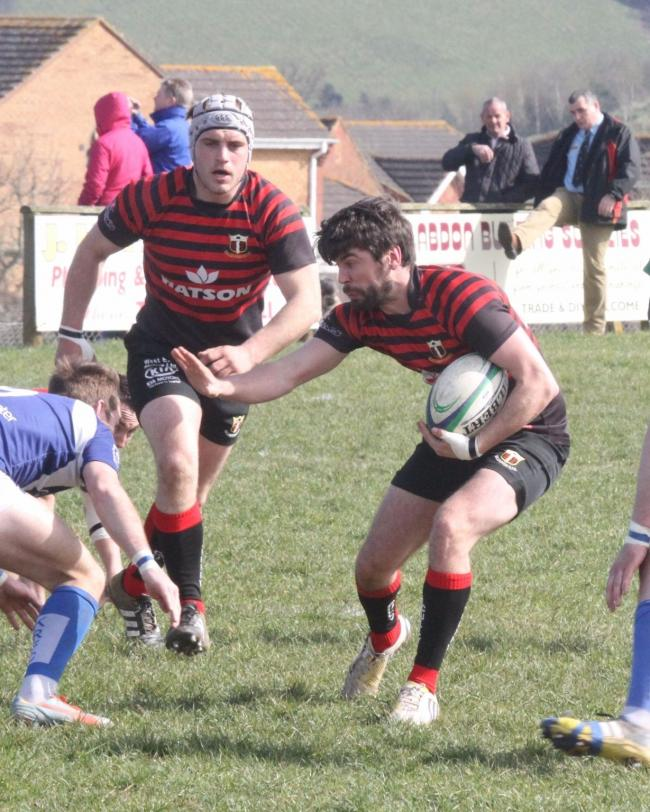 RUGBY: Cullompton put to the sword by high-flying Kingsbridge