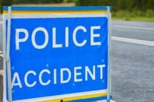 CRASH: The road between Minehead and Porlock is expected to be closed for a number of hours