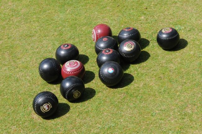 BOWLS: Latest from the greens.