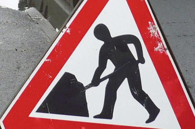 Resurfacing works at Mid Devon Council's business and residential car parks