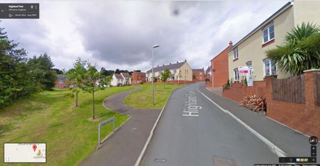 FIRE: Crews were called to a kitchen fire in Highland Park, Uffculme
