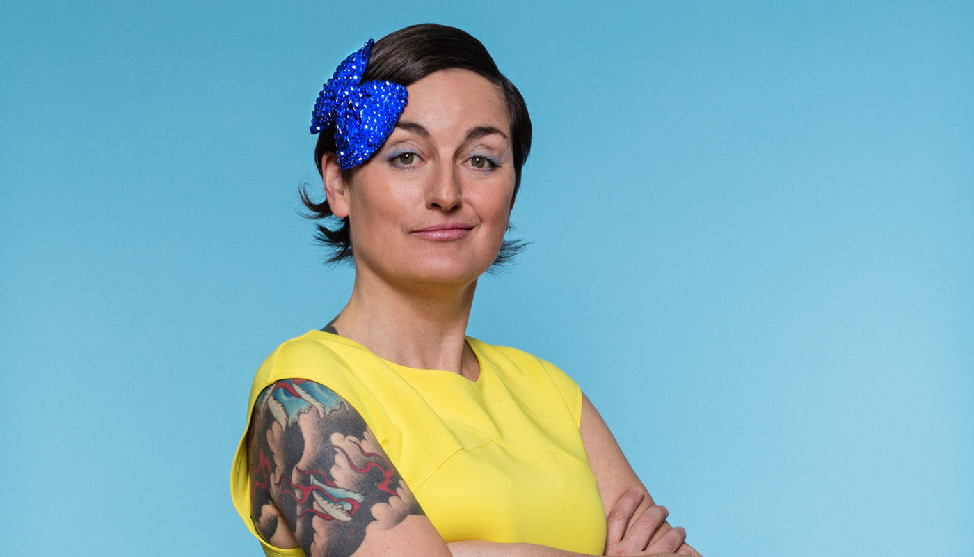 STICKING OUT: Zoe Lyons will be bringing her new tour Little Misfit to the Bridgwater Arts Centre