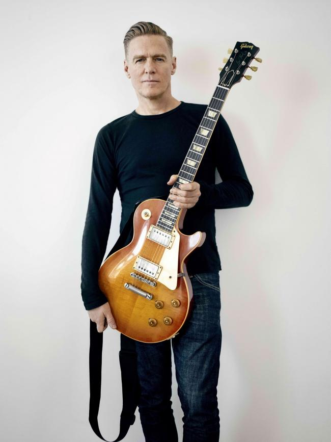 GET UP TOUR: Bryan Adams will be performing at Powderham Castle in Exeter