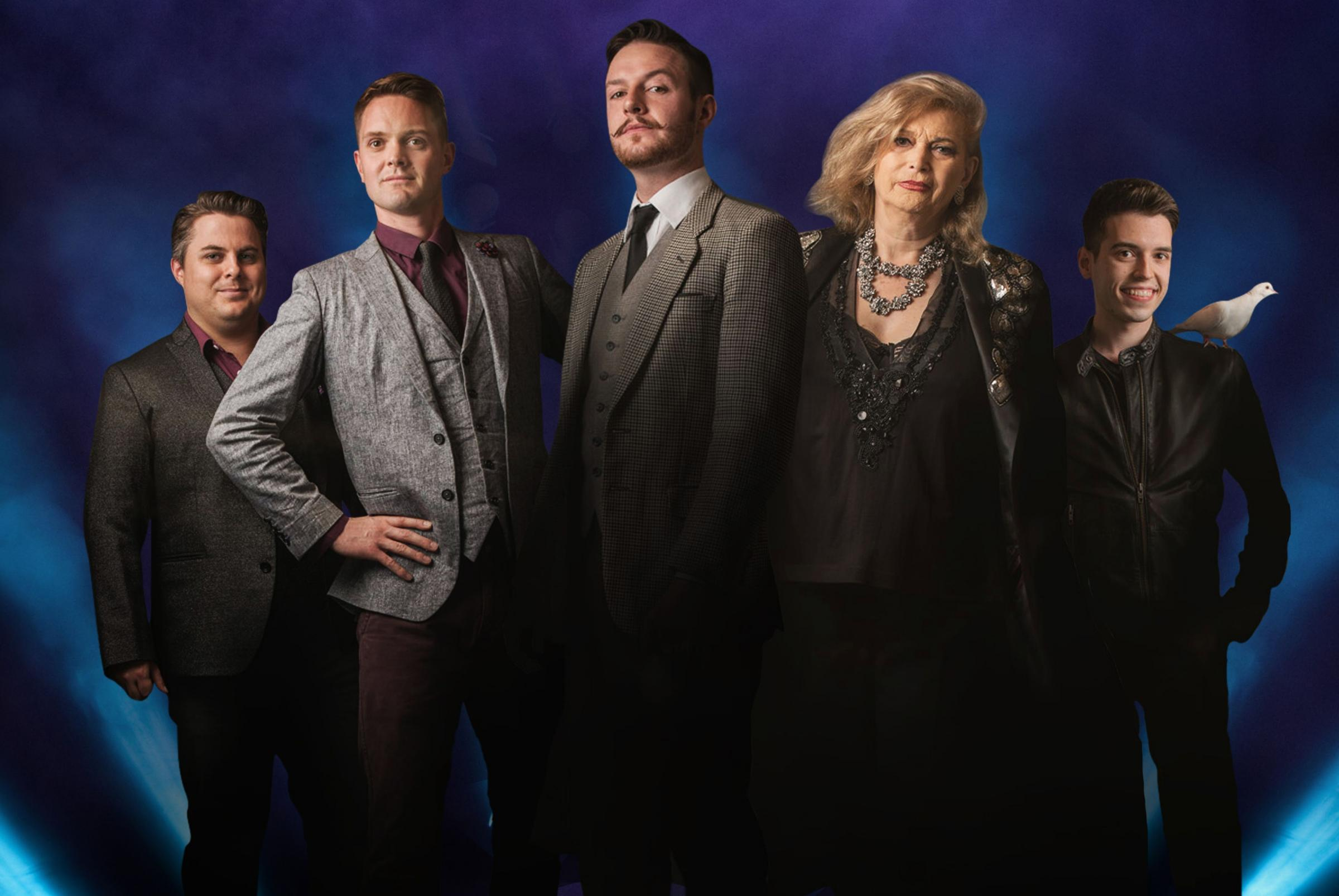 DON'T MISS: Champions of Magic will perform at the Octagon Theatre in Yeovil