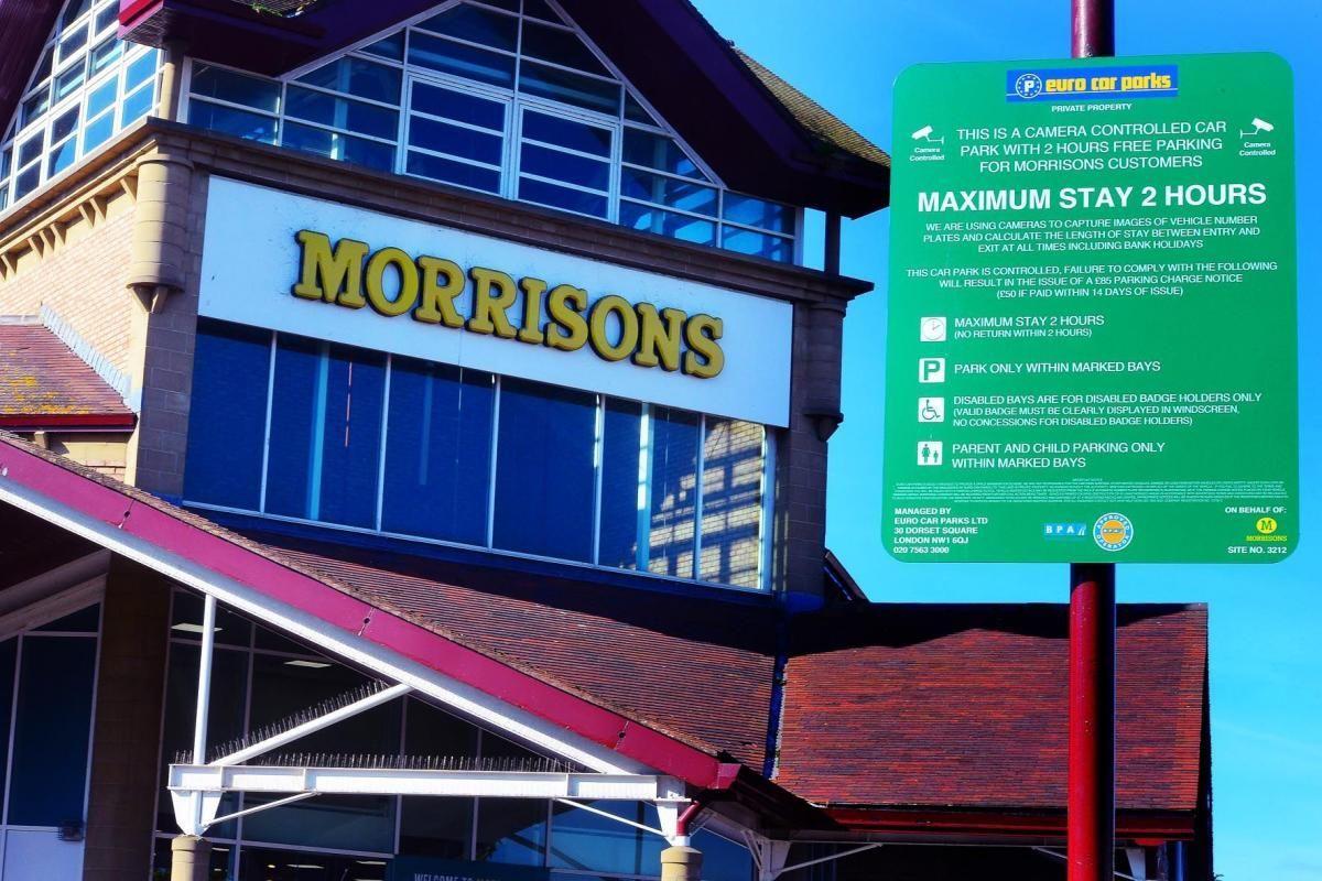 Morrisons Retrospective Planning Application For Anpr Cameras And