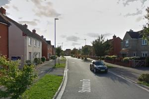 Man cut free from car after crash on Stockmoor Drive, Bridgwater