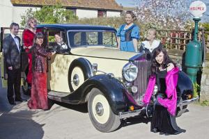 A weekend of murder and mystery at the Bridgwater Arts Centre