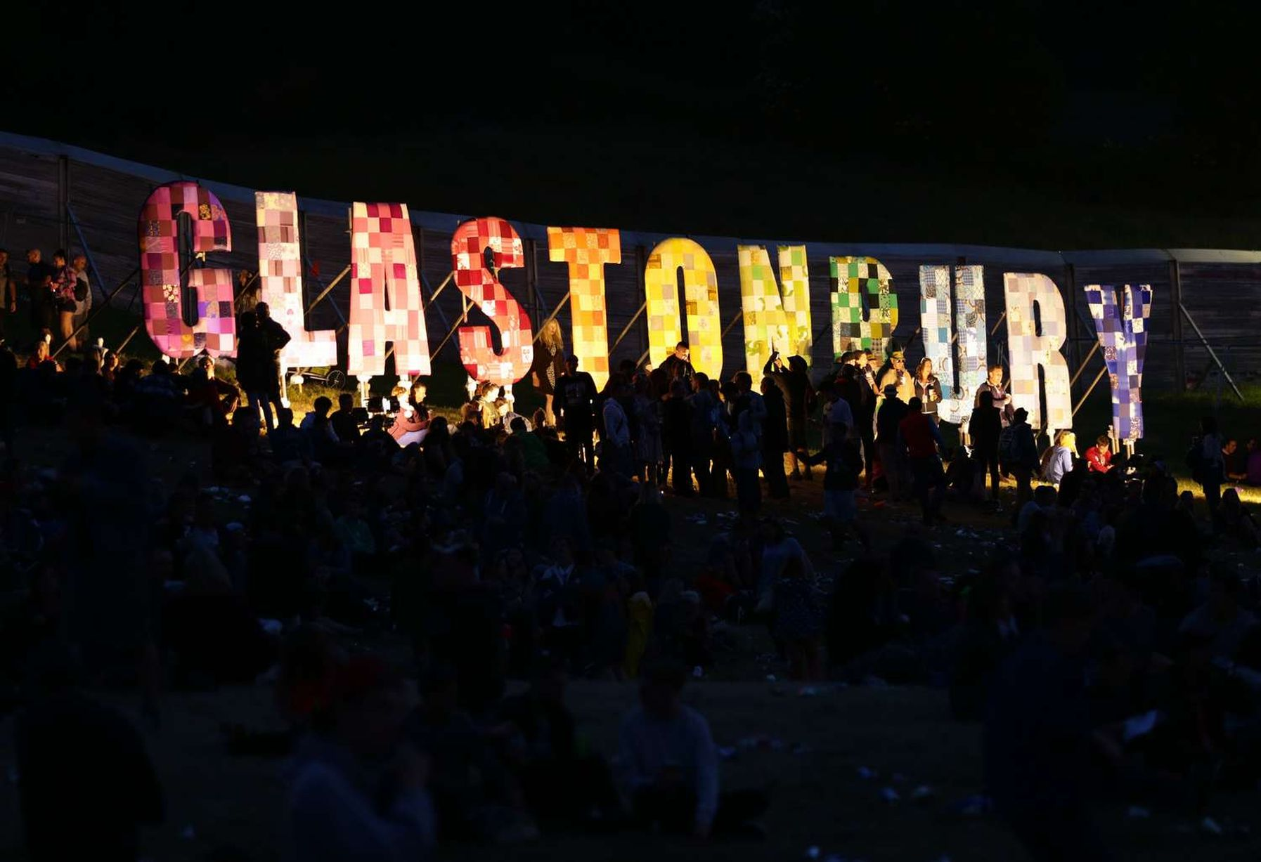 TICKETS: The April resale is the last chance for hopefuls to get tickets to Glastonbury
