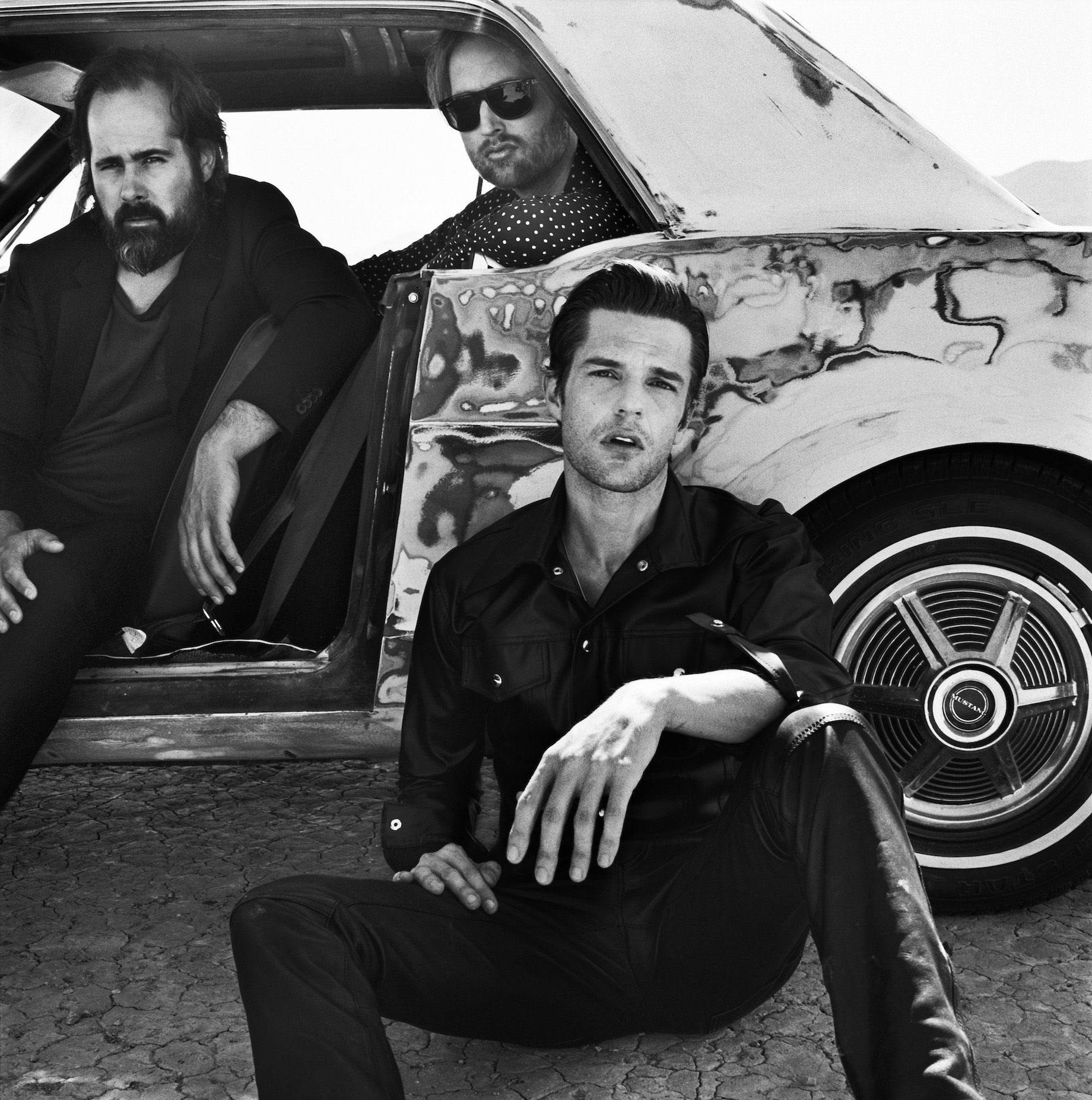 GLASTONBURY-BOUND?: The Killers
