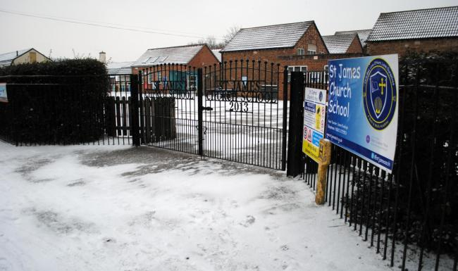 School Closures Somerset Schools Closed Due To Snow On
