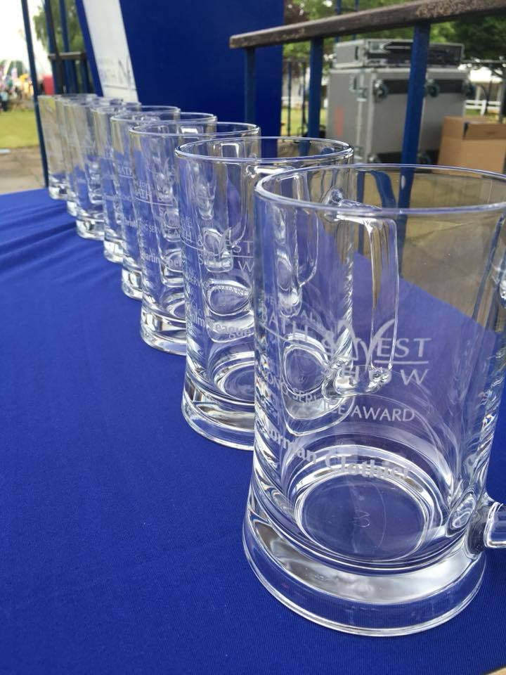 AWARDS: The recognition was given at the Royal Bath & West Show