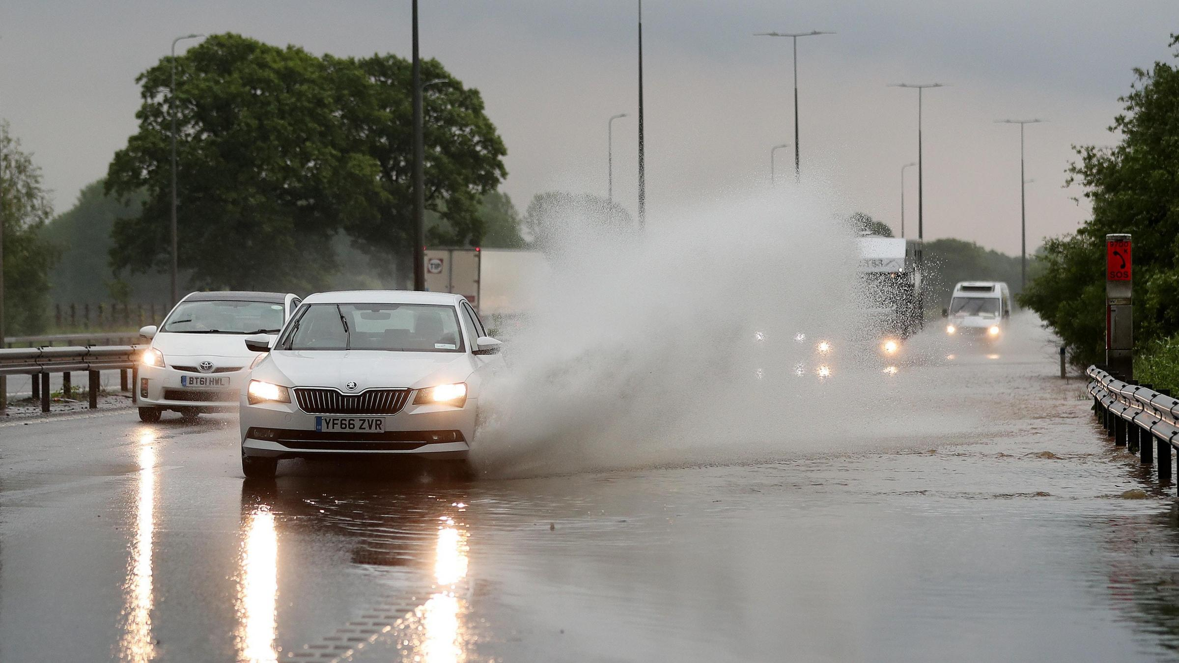 FORECAST: The wettest day of the summer predicted