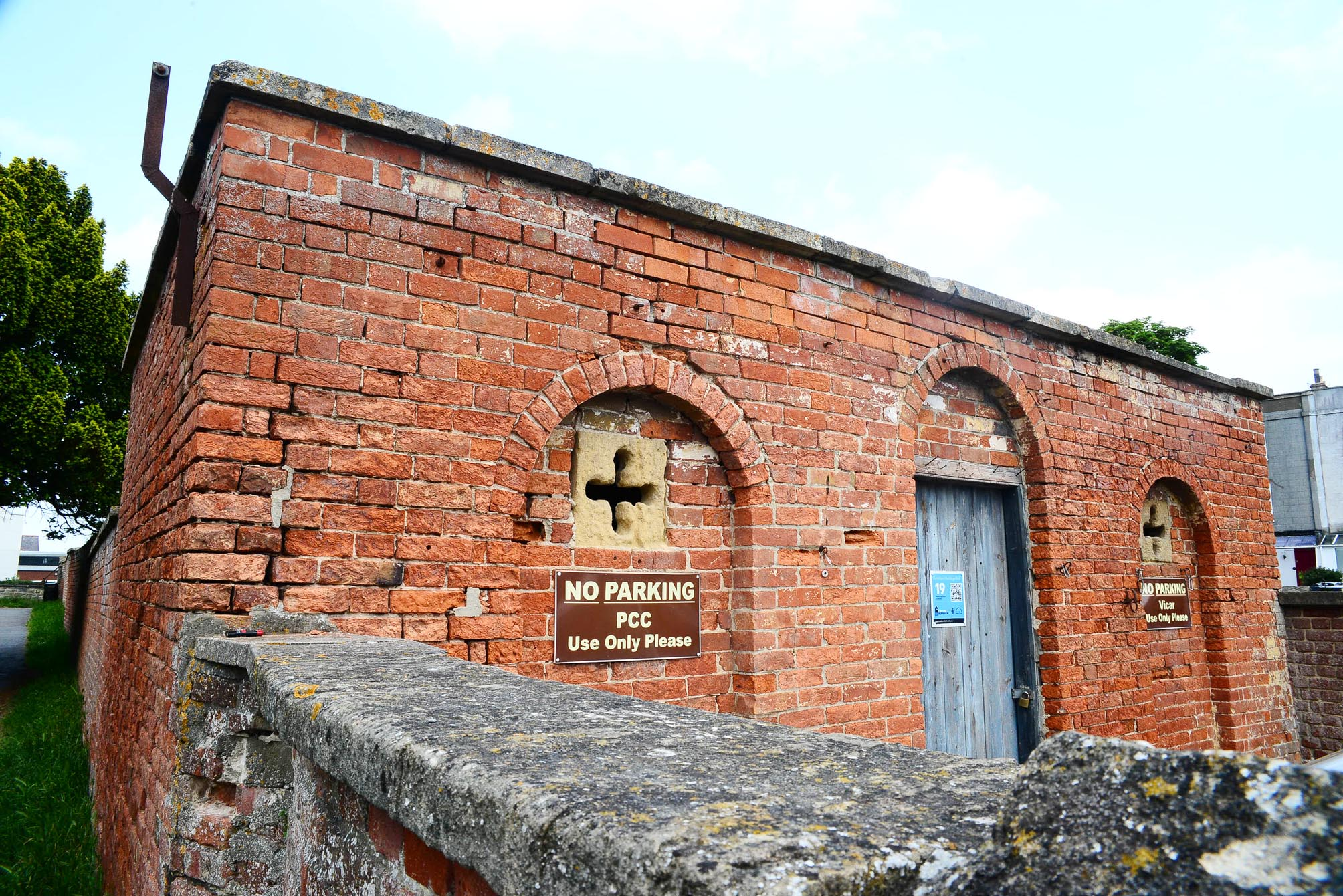 PROJECT: Funds are being raised to restore this listed stable in Burnham-on-Sea