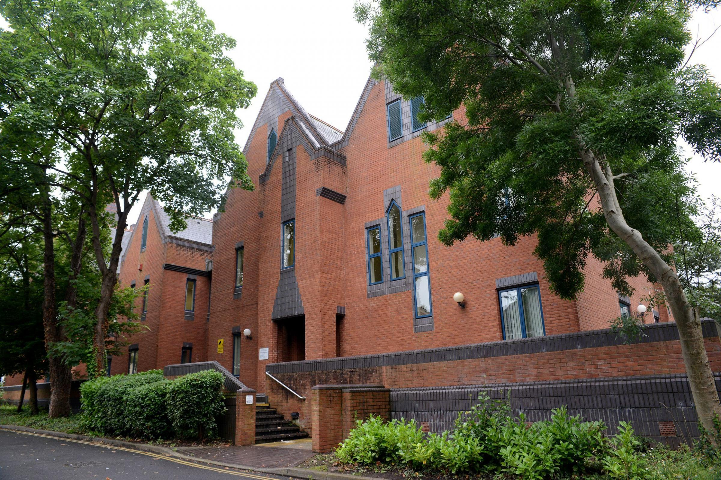 LATEST: Taunton Magistrates' Courts
