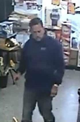 WHO IS HE? Police want to speak to this man