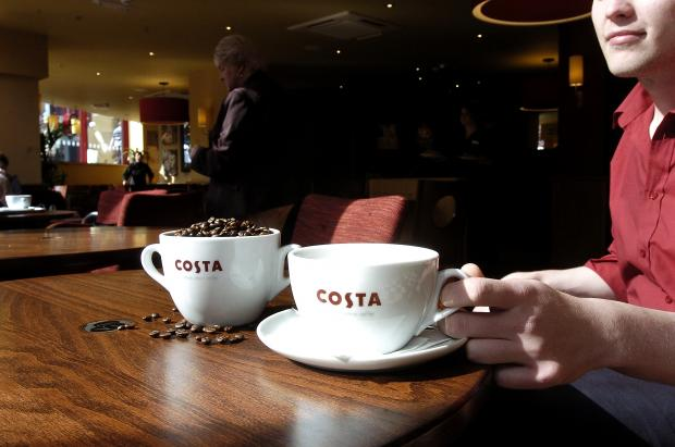 Burnham Costa Coffee store approved