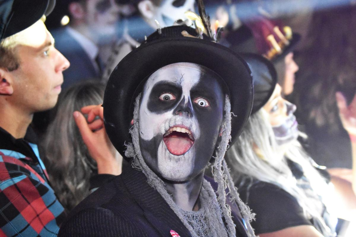 photos of halloween masked ball 2018 at helston flambards | this is