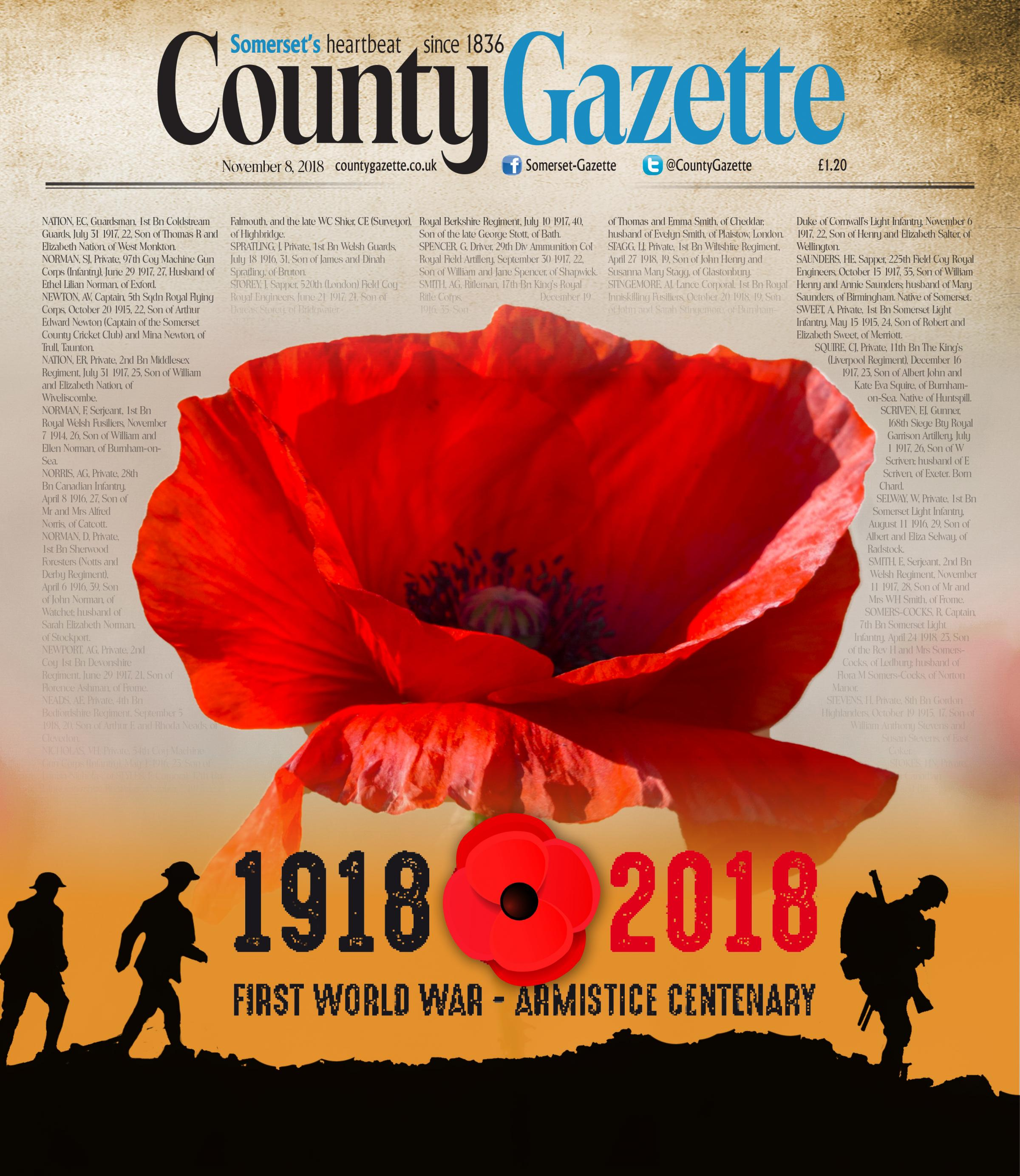 SPECIAL EDITION: The County Gazette