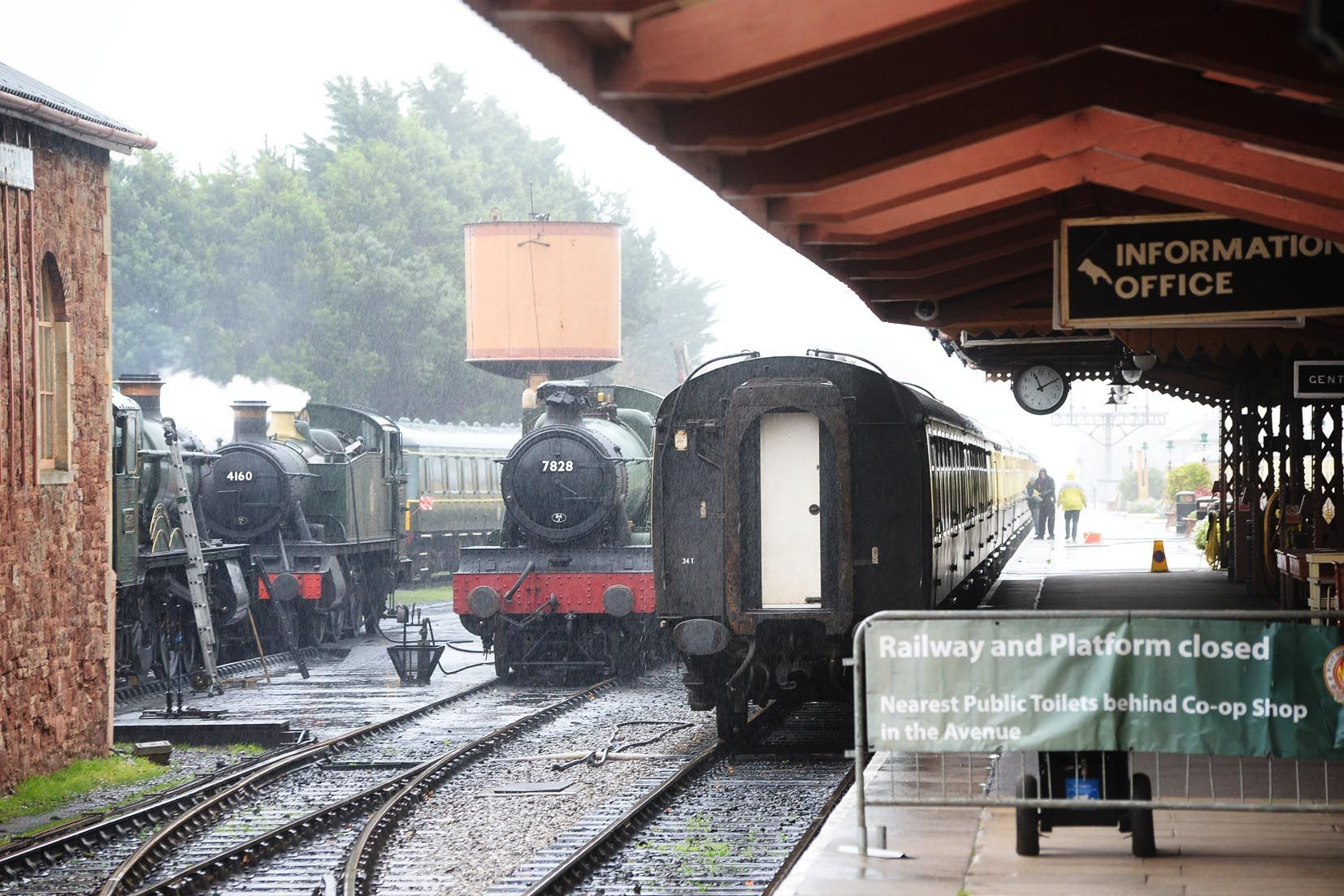 INSPECTION: West Somerset Railway will close for three months next year