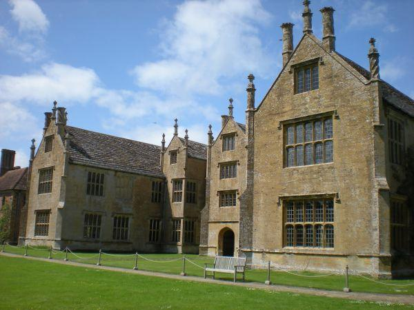 Disruption as filming takes place at Barrington Court