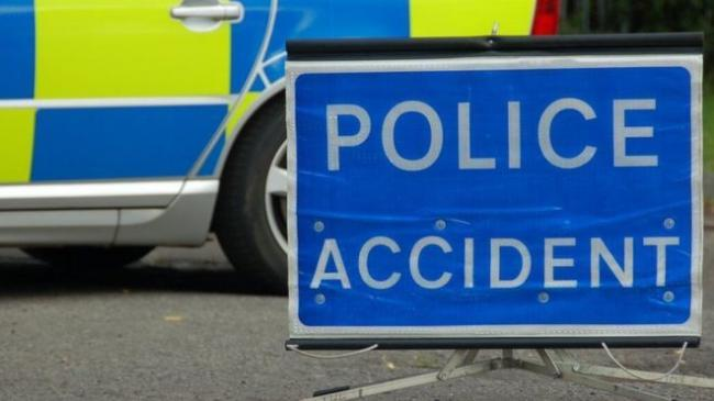 Crash in Helston