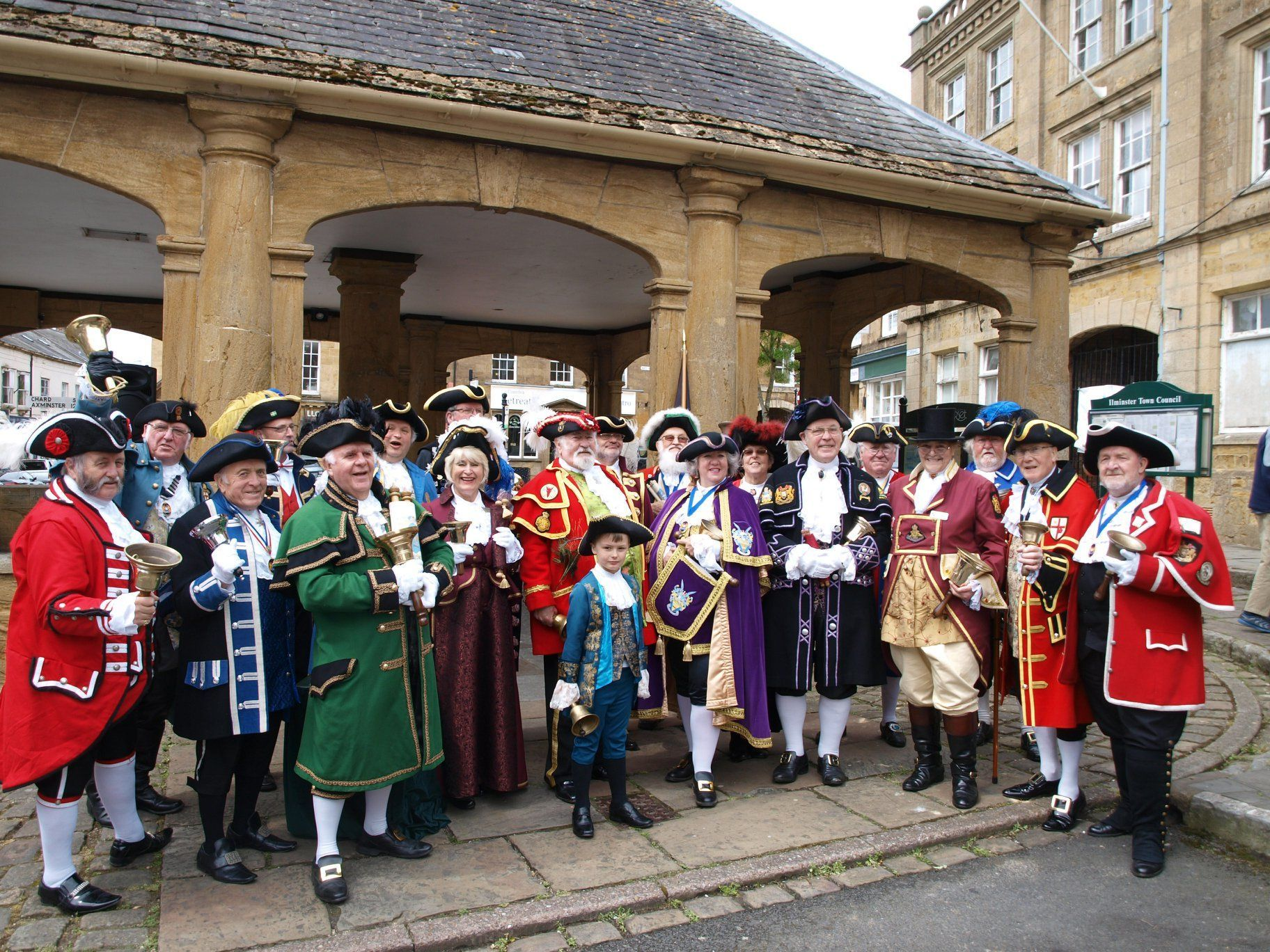 CIN pg14 Crier needs sponsors Ilminster crier event May 2018