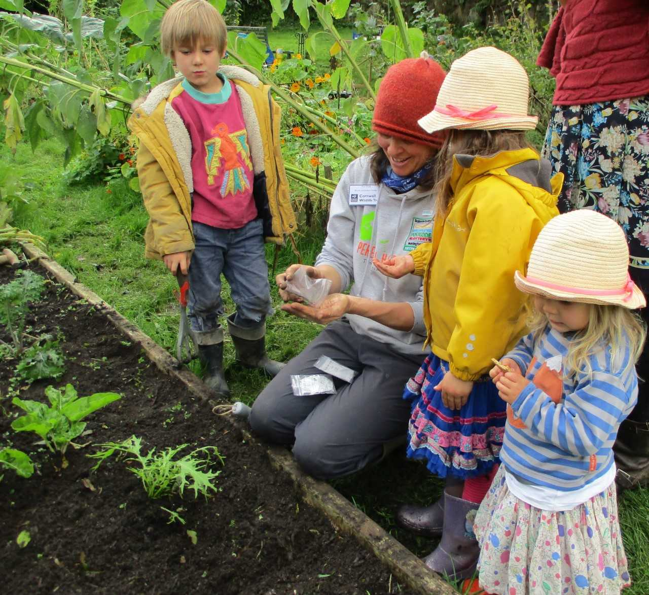 Budding young gardeners invited to compete in spring flower show
