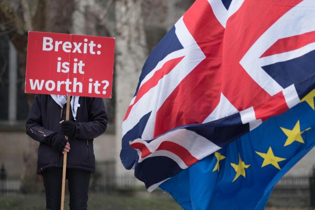 THE DEBATE RAGES ON: Take part in the Somerset EU Referendum. PICTURE: Stefan Rousseau/PA Wire