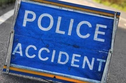 Crash causing slow traffic on A39 at rush hour