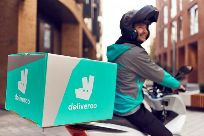 Deliveroo PR library imagery.© Mikael Buck / Deliveroo.