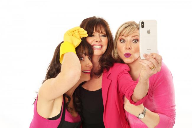COMEDY: Join the Hormonal Housewives at The McMillan Theatre on May 23