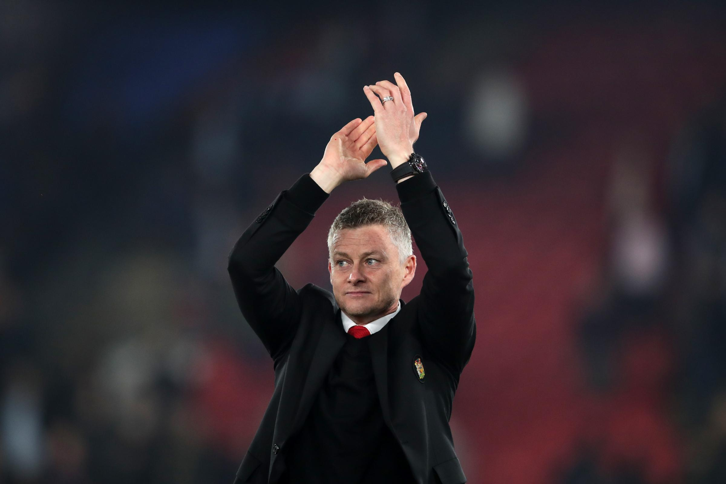 Solskjaer is aware of the need for quality additions to the Manchester United squad