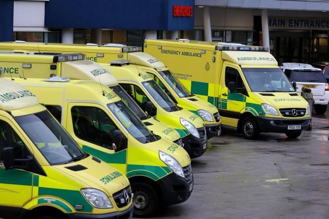 Ambulance staff could take strike action