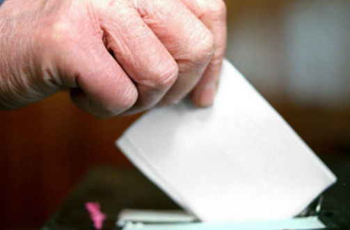 VOTE: The local elections take place on May 2