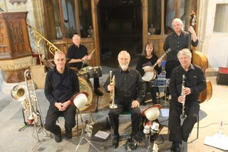 MUSIC: Black Cat Jazz performing in Westonzoyland