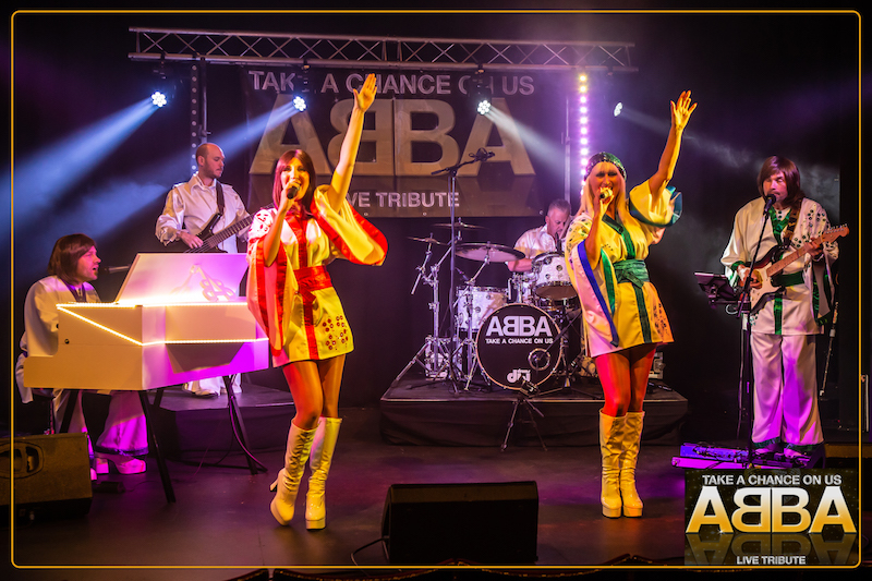 ABBA: See this tribute at The Princess Theatre