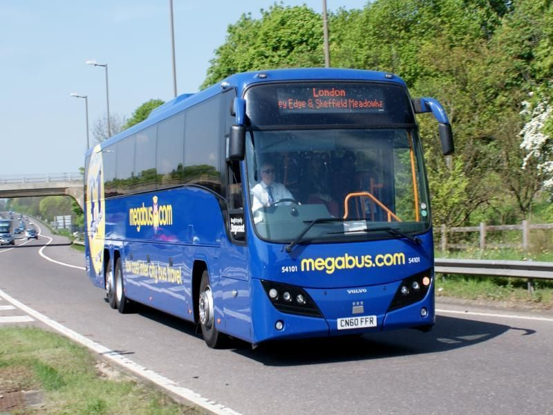 SLAMMED: A Megabus driver has been slammed for making a joke about incest when he dropped people off in Bristol