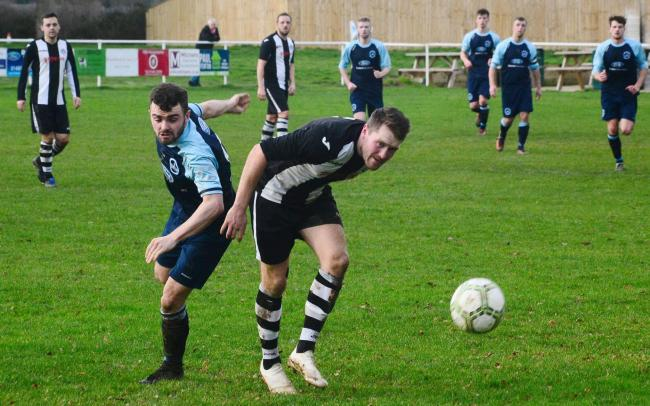 VICTORIOUS: Middlezoy continued their impressive unbeaten run