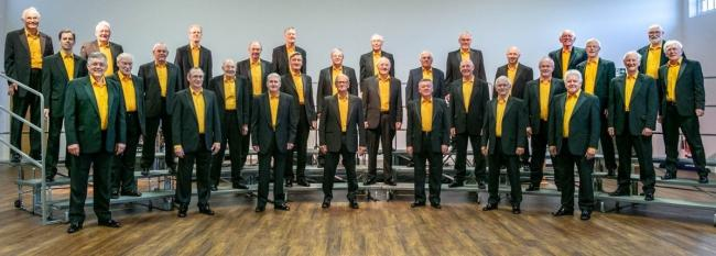 THE RIVERTONES: Somerset-based chorus performing in a national competition