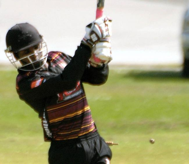 Redruth beat defending champions Werrington by 60 runs on Saturday. Picture by Colin Higgs