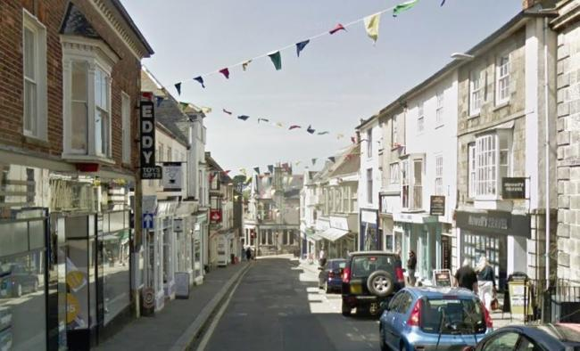 A magazine has been produced promoting Helston