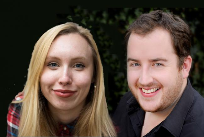 OPERA: Isabel Hughes and Tom Asher are part of the Simonsbath Festival