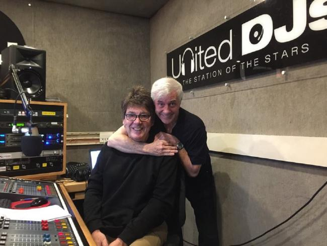 ON THE AIR: Mike Read and Tony Prince