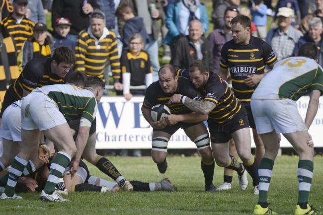 Cornwall were making their sixth Twickenham appearance in seven years. Picture by Simon Bryant for the Cornwall RFU