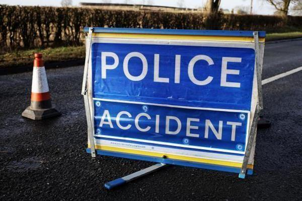 COLLISION: Police are appealing for witnesses to the incident in Wells yesterday evening