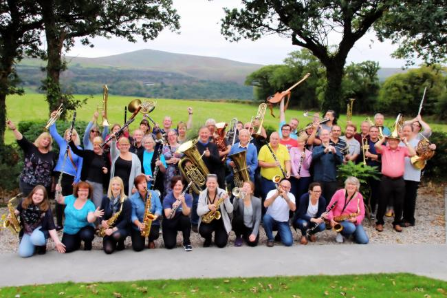 SURPRISES: The Worlewind band to perform in Bridgwater