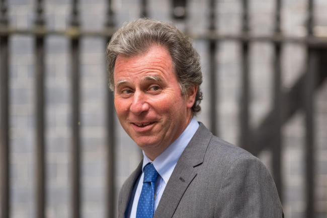 CONTROVERSY: MP Oliver Letwin put forward an amendment to Boris Johnson's deal which could delay Brexit