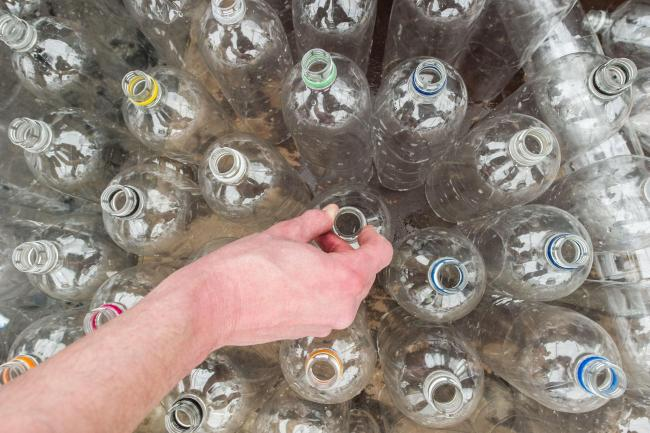 PROBLEM: There is debate over a proposed refund scheme for plastic bottles after the Government published its Environment Bill. PICTURE: Jonathan Pow/PA Wire